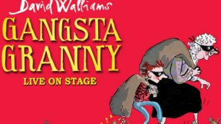 gangsta granny live on stage