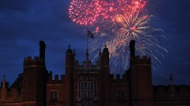 Fireworks Hampton Court Palace KidRated Reviews by kids and family offers