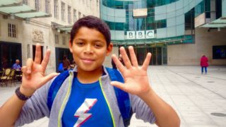 boy reviews the bbc