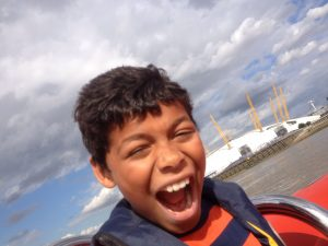 London RIB voyages KidRated reviews by kids family offers Thames Barrier Explores Break the Barrier