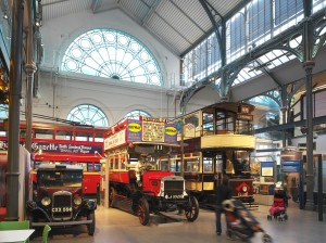 London Transport Museum KidRated reviews family offers