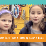 London Duck Tours KidRated reviews by kids and family offers