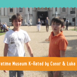 National Maritime Museum London Greenwich KidRated review
