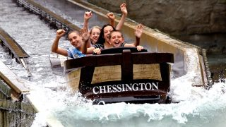 Dragon Falls Chessington world of adventures KidRated reviews kids family offers london