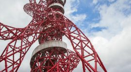 The ArcelorMittal Orbit, an official K-Rated attraction © Anthony Charlton, LLDC