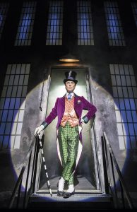 charlie & the chocolate factory kidrated musical review