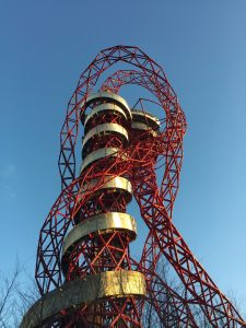 ArcelorMittal Orbit Kidrated 100 quirky things to do in london