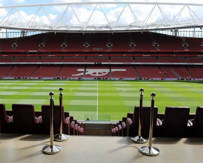 Emirates Stadium Tour Guide London Emirates Stadium Tour