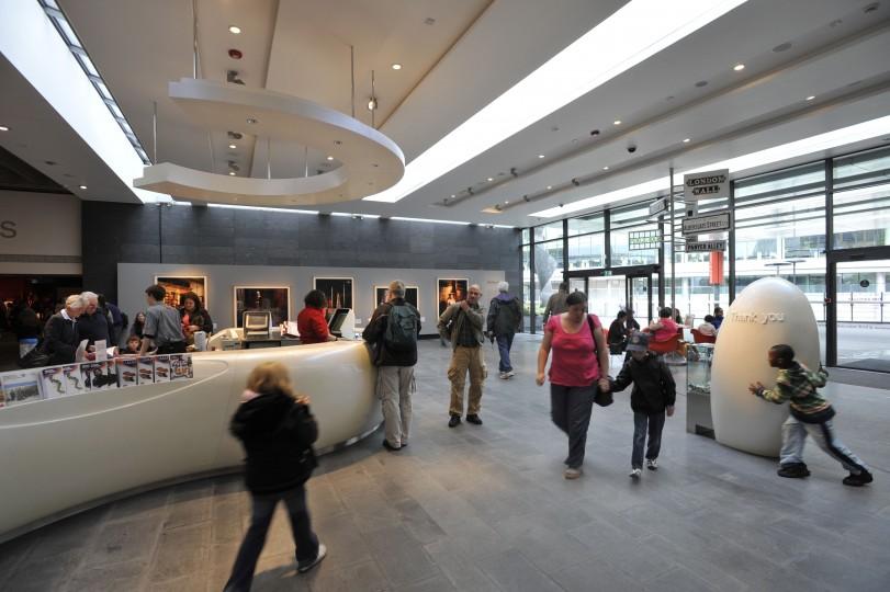 Foyer Museum London : Museum of london reviews family deals