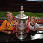 FA Cup London Wembley Stadium Tour KidRated reviews by kids and family offers
