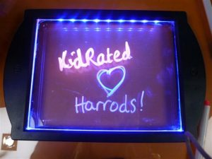 Harrods Toy Kingdom, an official K-Rated attraction