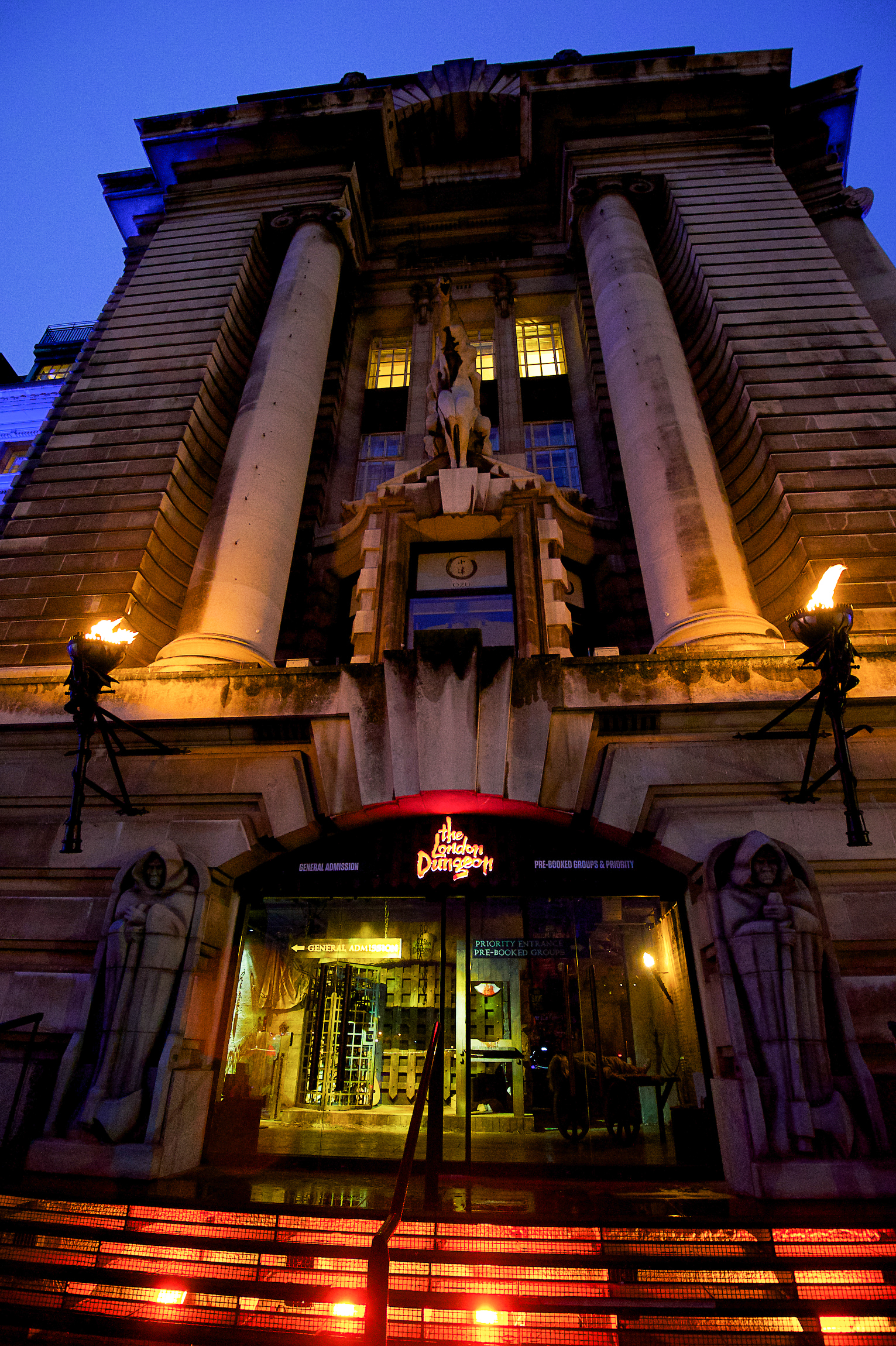 The London Dungeon, London - Address, Hours, Tours, Ticket Price, Reviews, Images
