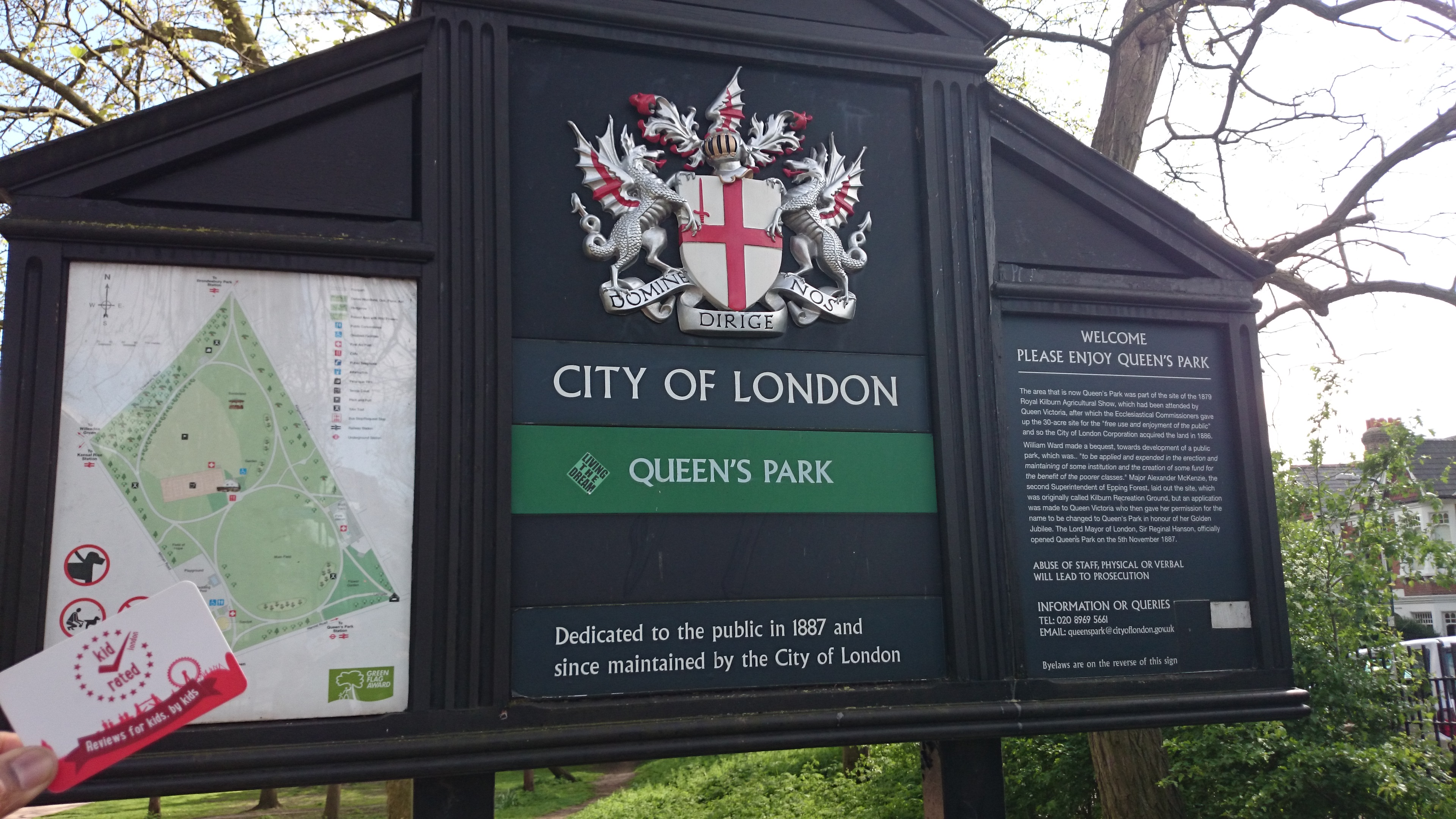 London Queens Park Reviews Family Deals