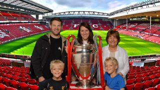 Anfield Tour Family KidRated