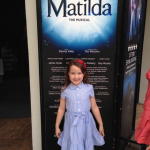 Matilda the Musical London Cambridge Theatre Roald Dahl Tim Minchin