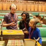 Commons Chamber - Courtesy of Houses of Parliament London KidRated