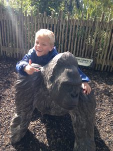 London Zoo KidRated review Gorilla Kingdom emily's one day itinerary