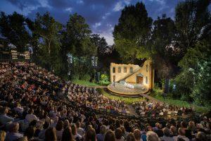 Regent's Park Open Air Theatre London