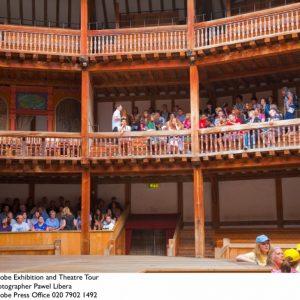 KidRated Shakespeare's Globe Tour KidRated