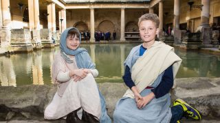 Roman Baths KidRated Family Activities
