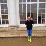 Frankie at Kenwood House
