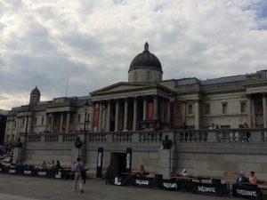 national gallery trafalgar square