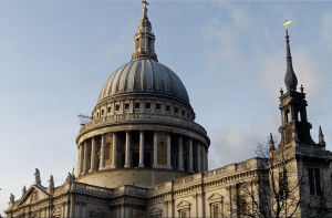 London St Paul's Cathedral KidRated family days out views London Landmarks Quiz Question 1