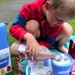 Sebastian uses Lakeland Zoku Quick Pop Maker KidRated Reviews