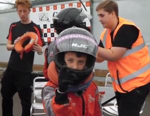 Daytona Race Track KidRated