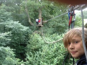 Go Ape Trent Park reviews and family offers