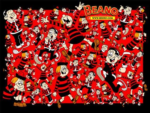 beano characters