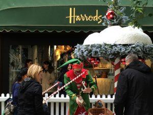 Harrods London Christmas Elf Snow KidRated reviews