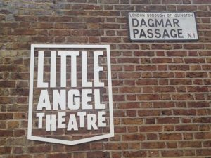London Christmas Little Angel Theatre Toddler Baby Friendly Kidrated