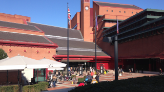 British Library London Attractions KidRated reviews
