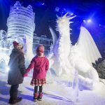KidRated Winter Wonderland Christmas London KidRated reviews kids family magic ice kingdom