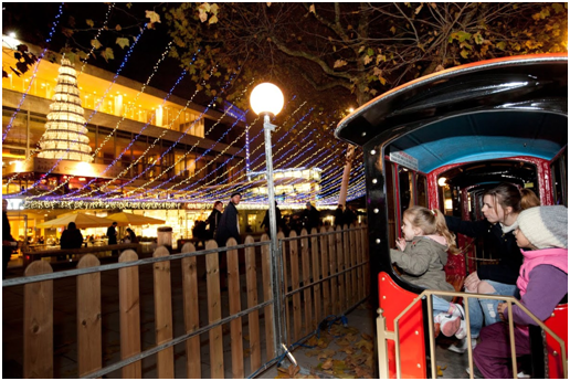 South Bank Centre Train Christmas picks 2014 london winter kidrated