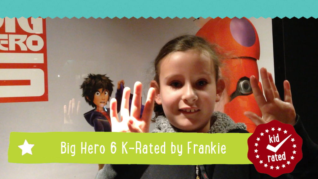 Disney's Big Hero 6 K-Rated by Frankie