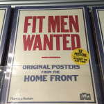 Keep Calm and Carry on New Fit men wanted IWM reviews news family days out Churchill War Rooms