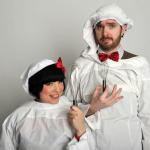 Book Now Bec and Tom's Awesome Laundry at the Udderbelly Festival