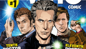 Doctor Who Comic KidRated news