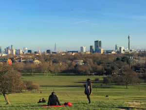Primrose Hill This Weekend London