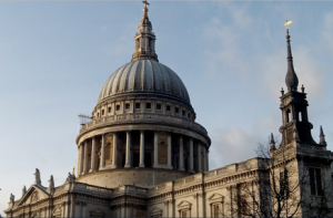London Landmarks Quiz Question 1: St Paul's Cathedral