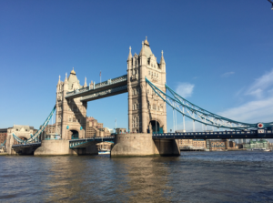 London Landmarks Quiz Question 2: Tower Bridge