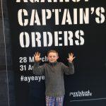 Against Captains orders