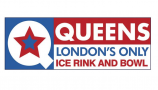Queens Ice and bowl logo