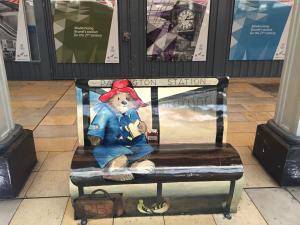Paddington Station Paddington Bench