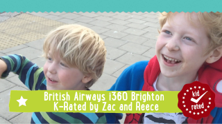 British Airways i360 Brighton K-Rated by Zac and Reece