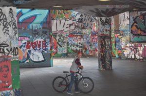 Skate Park Southbank Centre