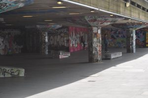 Southbank Graffiti