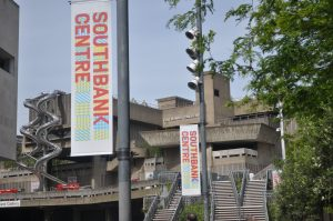 Hayward Gallery/Southbank Centre